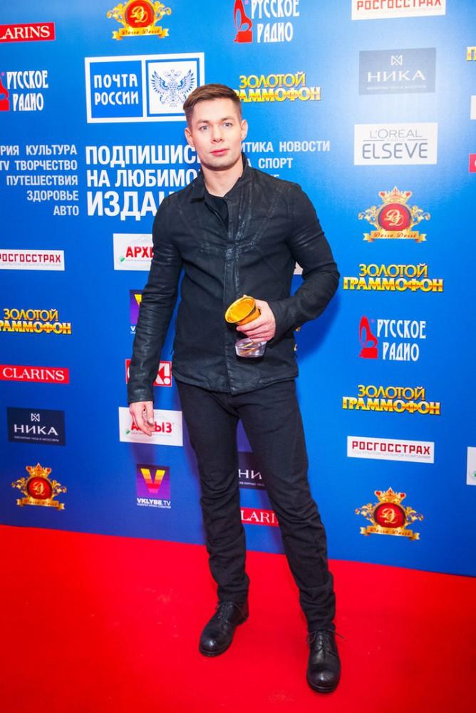 Музыку золотой граммофон 2015